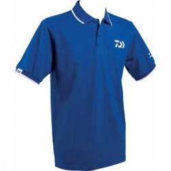 Polo  Navy Blue 100 % coton Daiwa acheter chez pecheur-peche.com