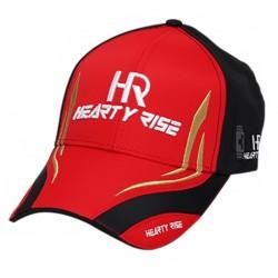 Casquette Hydrofuge Hearty Rise rouge HYHC2709R chez pecheur-peche com