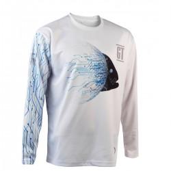 T-Shirt GT manches longues Hearty Rise acheter chez pecheur-peche dos
