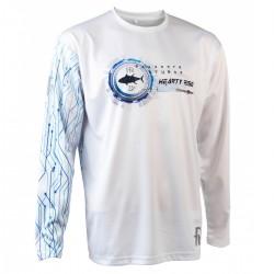 T-Shirt Tuna Monster Gamer manches longues Hearty Rise acheter chez pecheur-peche.com