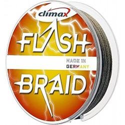 CLIMAX FLASH BRAID 300M-0.20MM GRISE