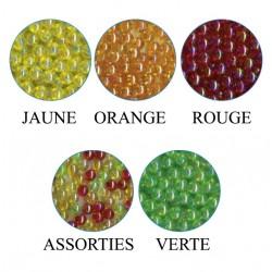 1000 perles cristal multi phospho montages bas de ligne pecheur peche coloris