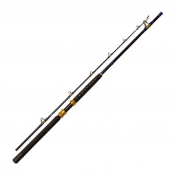 Canne Deep Hunter 50 Lb MBRDH210H Canne de traine Maximus Rods exclusivité pecheur-peche com