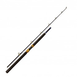 Canne Deep Hunter 50 Lb 1.65 m MBRDH165H Canne de traine Maximus Rods exclusivité pecheur-peche com