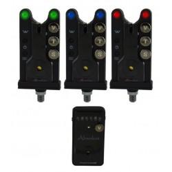 PROMO Centrale detecteurs Absolum Pack Alarm 3 + 1 Prowess acheter chez pecheur-peche com