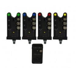 PROMO Centrale detecteurs Absolum Pack Alarm 4 + 1 Prowess acheter chez pecheur-peche com