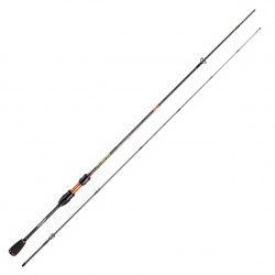 Tsubarea 2.23 M 0.3-5 G TSA 762 ULST SATRH800176-2ULST Canne Spinning Sakura 2021 trout area fishing micro lure