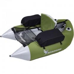 Float Tube Trium Sage  Gris FL00009 Sparrow 2021 pecheur-peche com