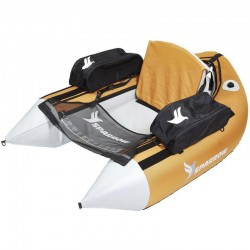 Float Tube Trium Orange/ Gris FL00010 Sparrow 2021 pecheur-peche.com