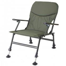 Level Chair Sirium Plus Arms catalogue Prowess 2021 PRCEJ3014 carpiste achetez chez pecheur-peche com
