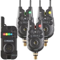 Coffret Excelia 3 + 1 Coffret Detecteur + Centrale Prowess 2021 PRCEJ34003+1 acheter chez pecheur-peche com