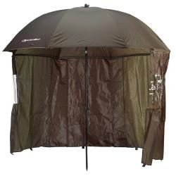 Parapluie tente peche Bullet vert 2.20 M Garbolino GOMEG3601-220GR peche au coup chez pecheur peche com