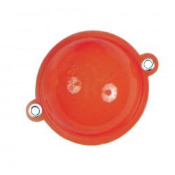 buldo peche sphérique rouge taille 1 à 5 pecheur carnassier flashmer