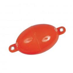 buldo peche ovale rouge taille 1 à 6 pecheur peche carnassier flashmer
