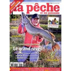 PROMO Abonnement revue La Peche Et Les Poissons 1 an chez pecheur peche