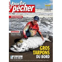 PROMO Abonnement revue Partir Pecher 1 an chez pecheur peche