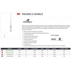 Canne Spinning Prorex S Mobile talon télescopque + 1 élément  Canne Daiwa nouveauté 2021