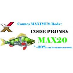 Codes promotions articles de peche chez pecheur-peche.com