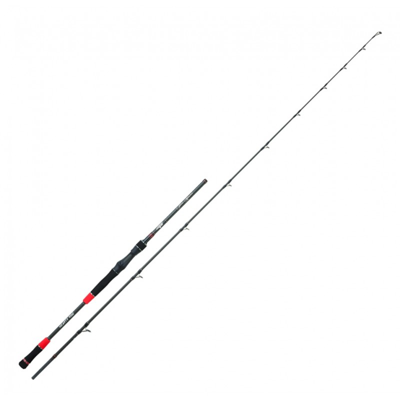 Canne Fire Master Meter Over Casting 2.44 M 80-200 G Hearty Rise HYFMMOC04 acheter chez pecheur peche