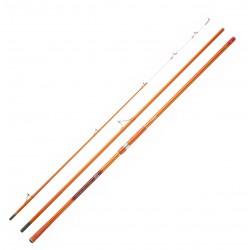 Canne surfcasting Daiwa Cast'izm 33 4.50 M 100-225 G Scion Hybride porte moulinet PM Tubulaire CMS33450HBF