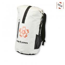 WP Rucksack PVC Sac Etanche Sakura SAPLJ3032-WHITE acheter chez pecheur peche