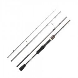 Canne Spining leurre Multibrins Daiwa Exceler Mobile 1.91 M 3-10 G 634 LX EX634LXFSDF catalogue Daiwa 2022