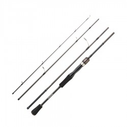 Canne Spining leurre Multibrins Daiwa Exceler Mobile 2.44 M 14-42 G 804 H EX804HFSDF catalogue Daiwa 2022