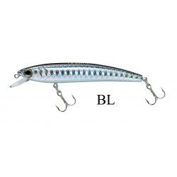 Pin's minnow floating leurre poisson nageur chez pecheur peche BL