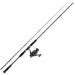 set silure 05 Daiwa ensemble pêche aux leurres silures et gros carnassiers chez pecheur peche