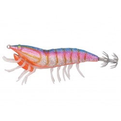 3D Hybrid Shrimp 7.5cm 12g 07 Blue Back UV Savage Gear chez pecheur-pêche com