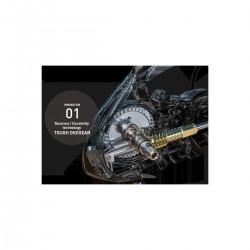 moulinet peche Daiwa Exist G LT spinning nouveauté 2019 chez pecheur-peche com Daiwa TOUGH DIGIGEAR