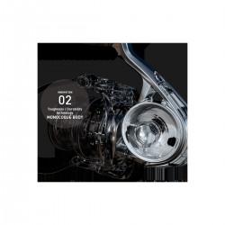 moulinet peche Daiwa Exist G LT spinning nouveauté 2019 chez pecheur-peche com Daiwa monocoque body