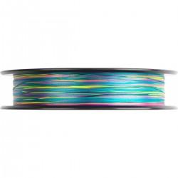 Tresse peche Daiwa j-braid GRAND 1350 m new 2019 chez pecheur peche com coloris multicolor