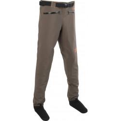 Pantalons Respirants 4 Couches Avec Chaussons néoprènes Daiwa chez pecheur peche com
