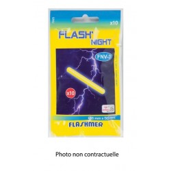 Starlight night light batonnet lumineux peche de nuit carpiste