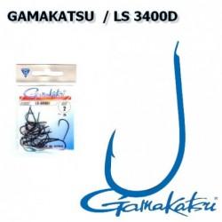 Hameçons LS 3400 D N°6 Gamakatsu