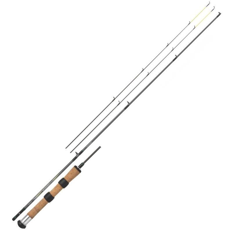 Canne à pêche promotion Daiwa Procaster coregone PRCG125QAF chez pecheur peche com