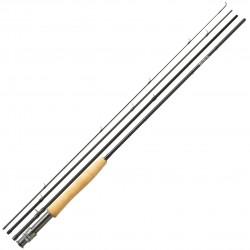 canne mouche Ninja Fly Daiwa NJF9054AI faible encombrement acheter chez pecheur peche com
