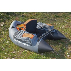 Float Tube GREYHOUND SFT-01 Grey Sakura nature pecheur peche