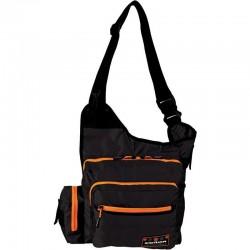 Besace de pêche Postman Bag 2.0 promotion Sakura SAPLF3015-BLAC/ORA pecheur peche