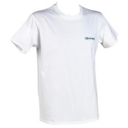 Promotion Tee Shirt Blanc Garbolino acheter chez pecheur-peche com
