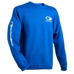 Promo Sweat Shirt Garbolino Blue Edition acheter chez pecheur-peche com
