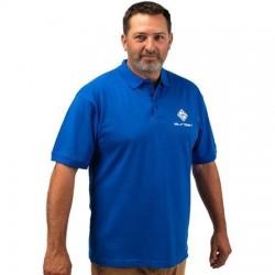 Polo Bleu Sunset STSCF2530  acheter chez pecheur-peche com