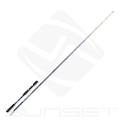 Canne buscle Sunset Sensation X RS2 1.80 M Max 120 G STSRG8618180-2 acheter chez pecheur peche com