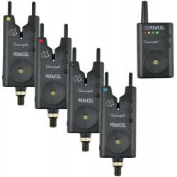 Coffret detecteur centrale Overnight Pack Alarm 4 + 1 PRCEG30204+1 Prowess catalogue Prowess 2020