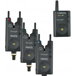 Coffret detecteur centrale Overnight Pack Alarm 3 +1 PRCEG30203+1 Prowess catalogue Prowess 2020