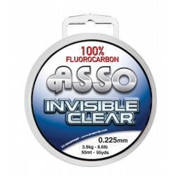 nylon peche fluorocarbone invisible clear asso pecheur technique