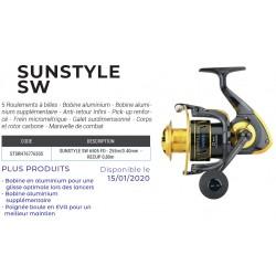 Moulinet Sunset Sunstyle SW 6505 FD STSRH76776505 catalogue