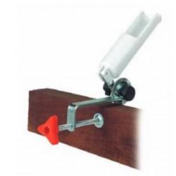 PROMO porte canne tube PVC serre joint PikeNbass 406110 pour barque acheter chez pecheur-peche com
