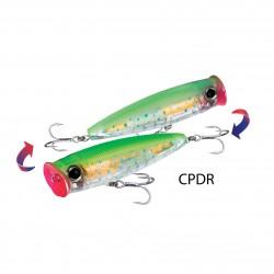 3d popper peche leurre pecheur mer yo-zuri coloris CPDR